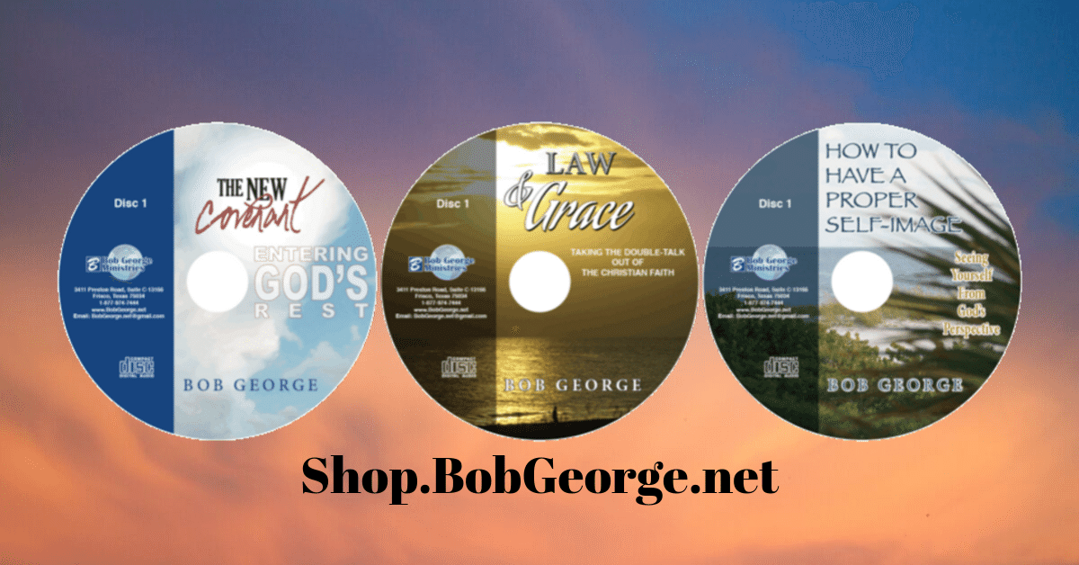 Bob George Ministries Daily Radio & MP3 Downloads